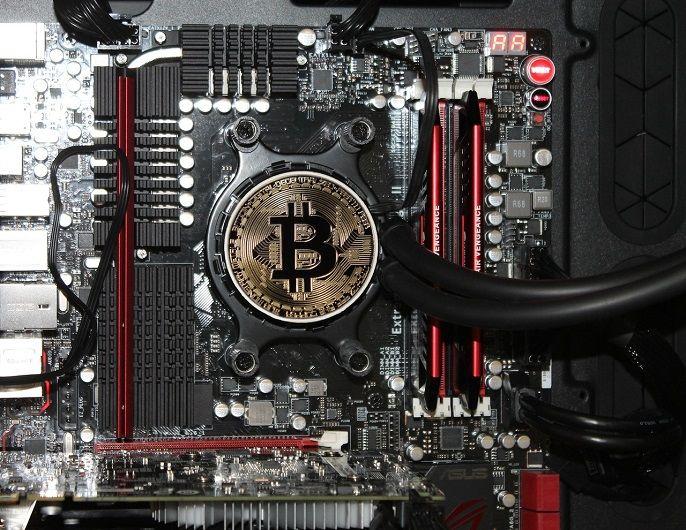 ganar bitcoin minando