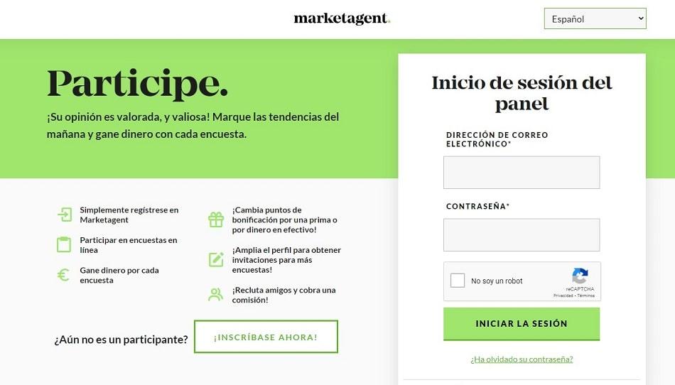 marketagent registro