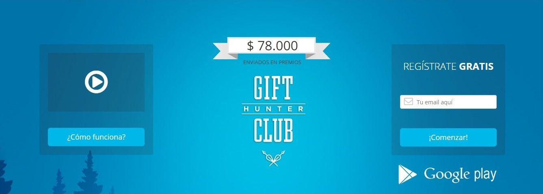 app para ganar dinero gift hunter club