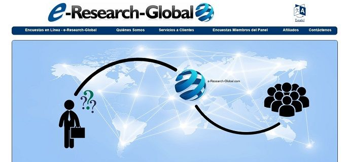 e-Research Global paga