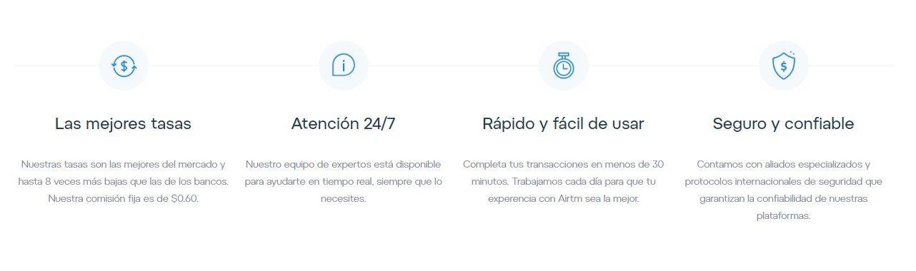 Airtm es seguro