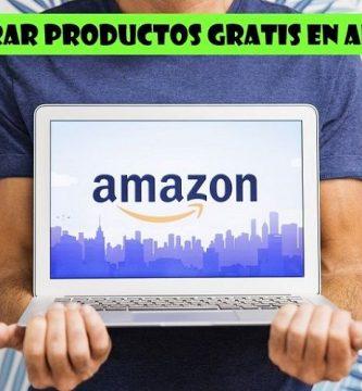 comprar productos gratis amazon