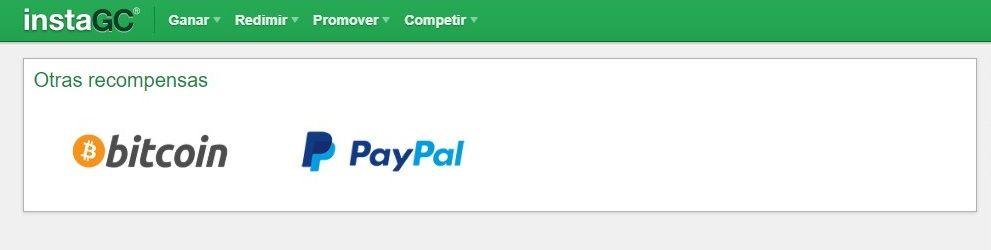 instagc paga