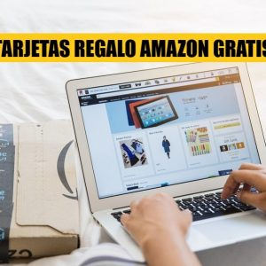 Tarjetas regalo amazon gratis