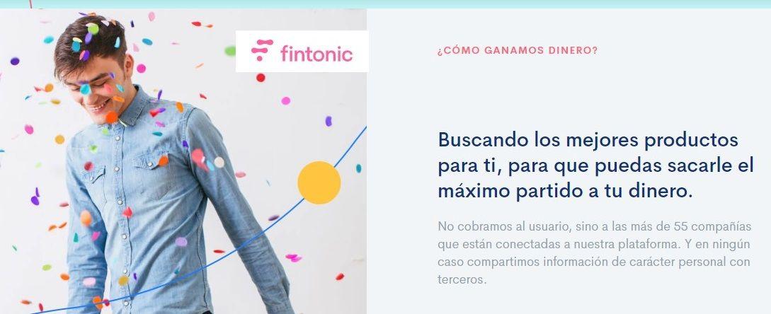 como funciona Fintonic