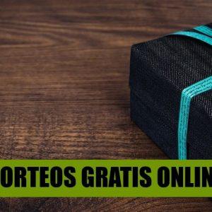 sorteos gratis online