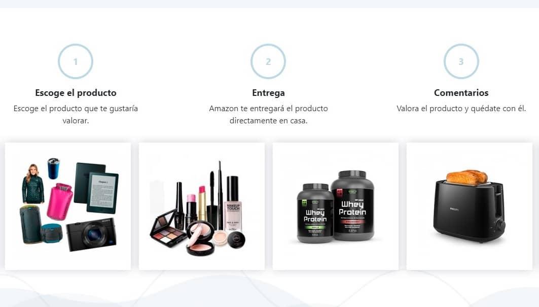 testerjob productos gratis
